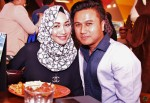 Rozzalina Ramli and hubby Jai Wahab were one of the kind sponsors from Karva SG...