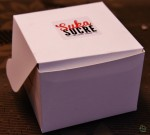 A special gift by Suka Sucre Bistro...