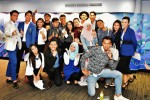 All the Anugerah Skrin contestants sans Mursyid and Yasmin post-show...