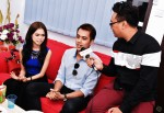 Likewise, Aliff and Bella were also interviewed...