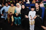 (From left): Joe Lazarie, Azman Shariff, Mahyunis Mahfudz, Fauzah Khalid, Shan Ehan Sofian and Mariana Yati...