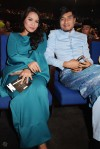 Farhana M. Noor and Joe Lazarie...