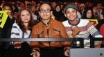 They were joined by Shalyza Rosly, Hakim Halim and Mohammad Shahfiq...
