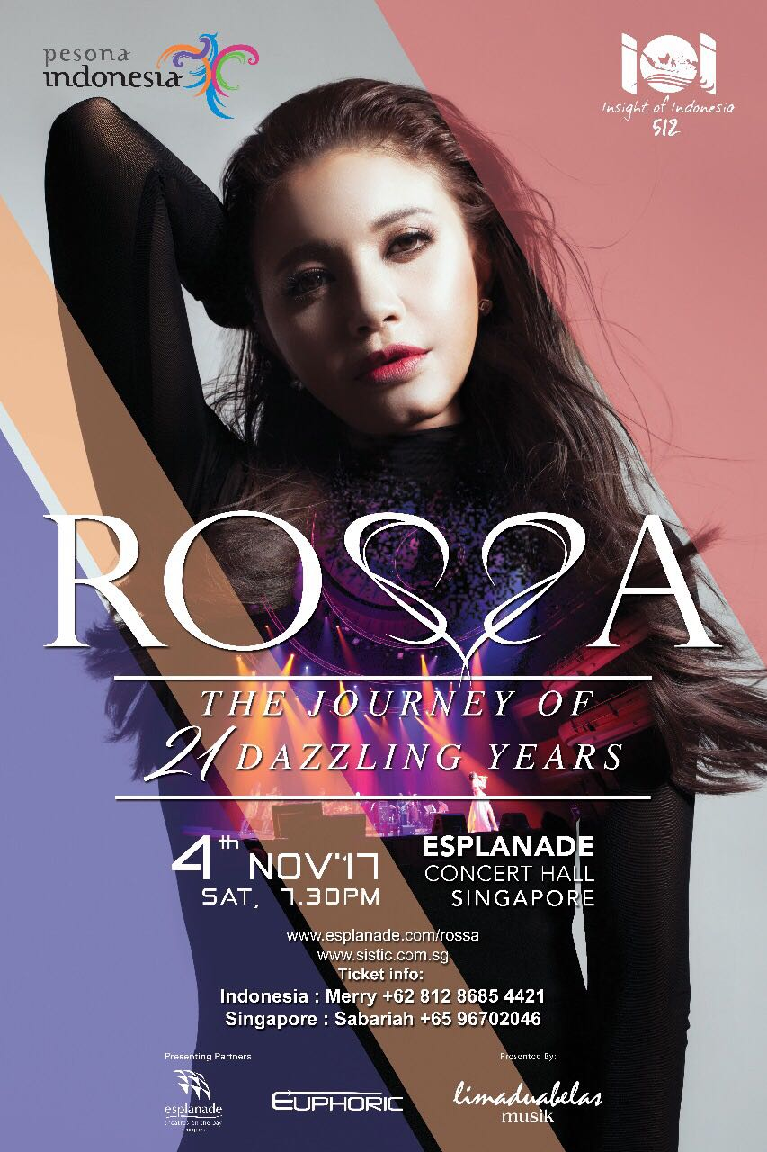 Rossa – The Journey of 21 Dazzling Years Concert Promo…